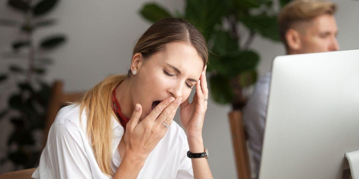 7 symptômes qui montrent que vous êtes en manque de sommeil