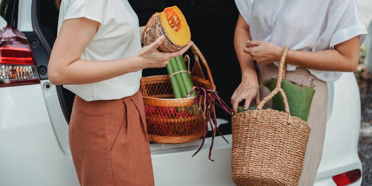 Les fruits et légumes à mettre dans son assiette en Septembre !