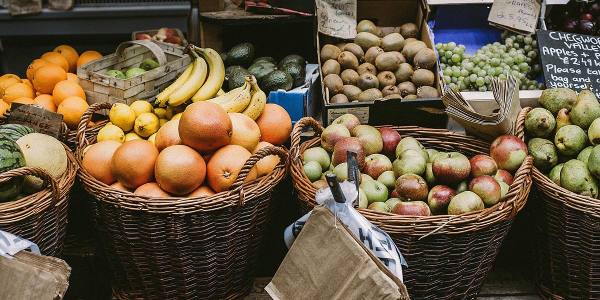 Les fruits et légumes à mettre dans votre assiette en Octobre