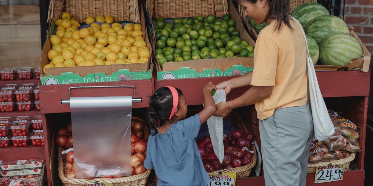 La sélection de fruits et de légumes du mois d'avril !