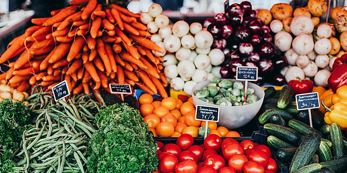Les fruits et légumes à mettre dans votre assiette au mois de Janvier