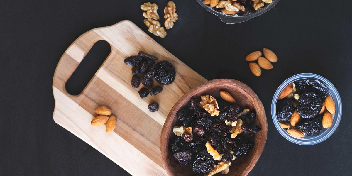 Les fruits secs, quels atouts santé ?